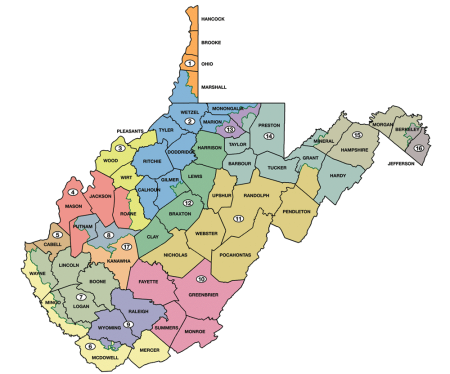 wv-senate-districts