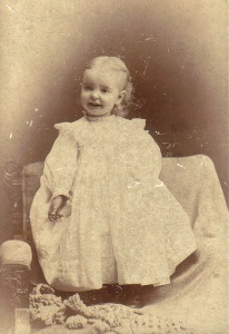 Baby Gertrude Carrell