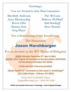 harshbarger fundraiser